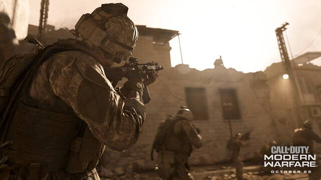 Call of Duty: Modern Warfare revela sus requisitos mínimos y recomendados de PC
