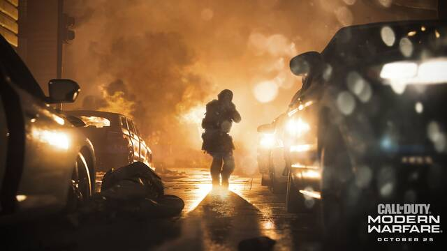 Call of Duty: Modern Warfare tendrá servidores dedicados
