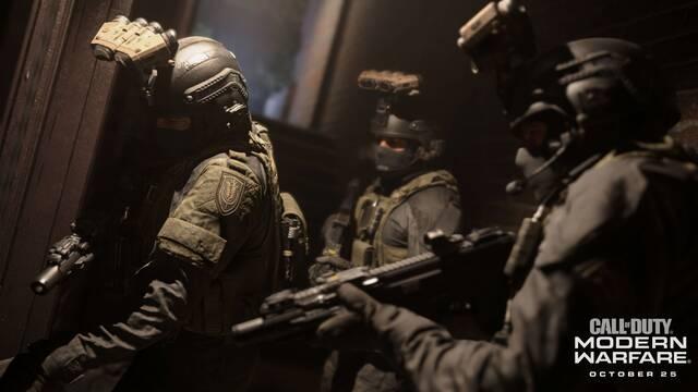 Infinity Ward Call of Duty nuevo estudio