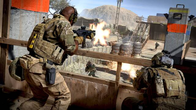 Ya disponible la alpha del modo 2vs2 de Call of Duty: Modern Warfare en PS4