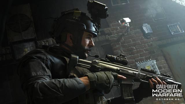 Call of Duty: Modern Warfare será realista recreando sus conflictos bélicos