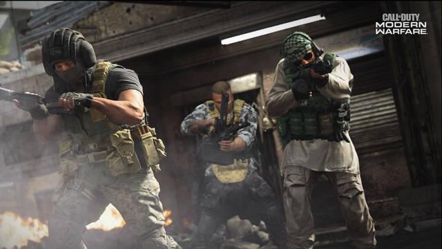 Call of Duty Modern Warfare Gratis Descargar