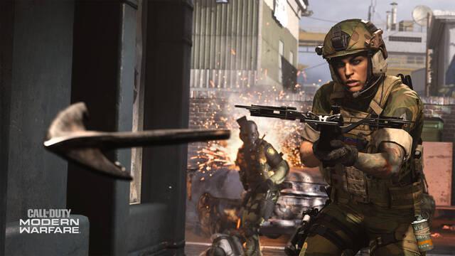 Call of Duty Modern Warfare PC disco duro ssd