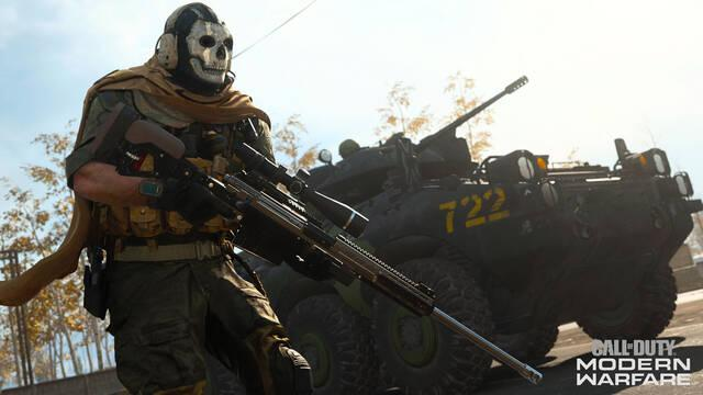 Call of Duty Modern Warfare Temporada 2