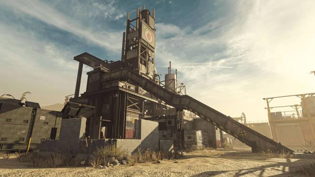 Call of Duty: Modern Warfare Rust 1 contra 1