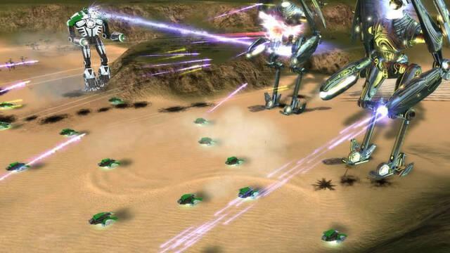 Supreme Commander: Forged Alliance está terminado