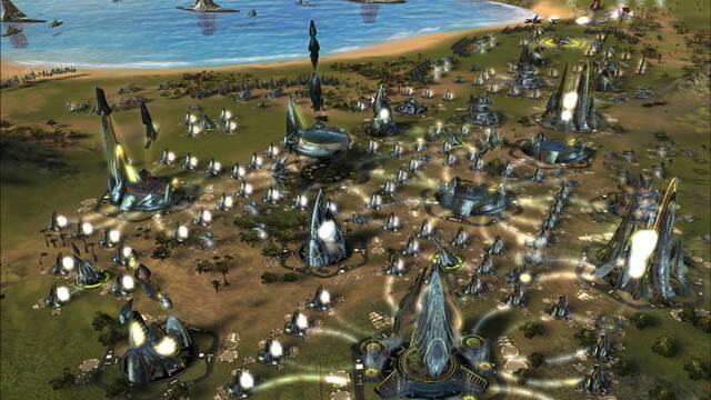 Más imágenes  de Supreme Commander: Forged Alliance