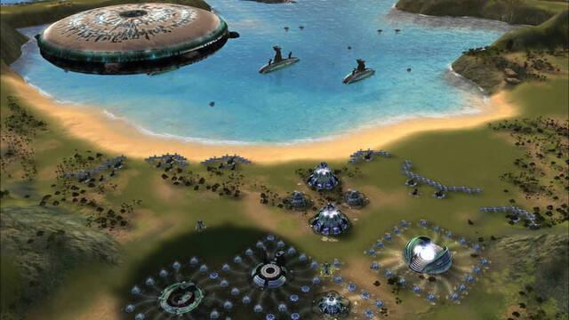 Nuevas imágenes de Supreme Commander: Forged Alliance