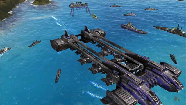 Nuevas imágenes de de Supreme Commander: Forged Alliance
