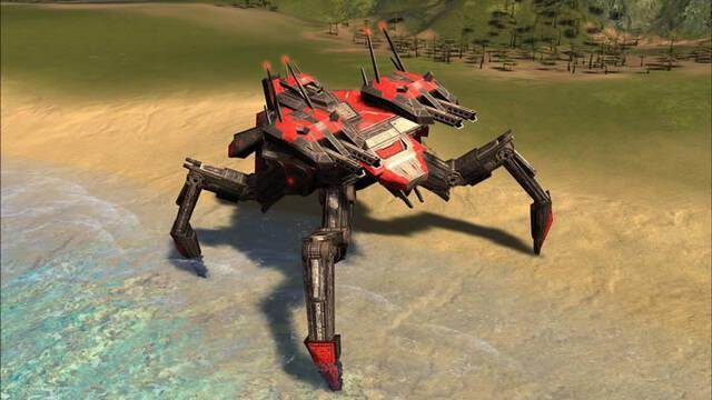 Más imágenes de de Supreme Commander: Forged Alliance