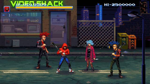 198X, un homenaje a los juegos arcade, llega el 20 de junio a consolas y PC