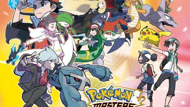 Pokémon Masters ya está disponible para móviles en todo el mundo