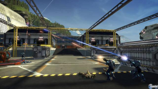 Section 8 llega a PS3 en primavera; primeras imágenes