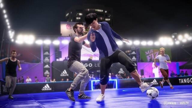 E3 2019: FIFA 20 presenta VOLTA Football, su modo de fútbol callejero y sala