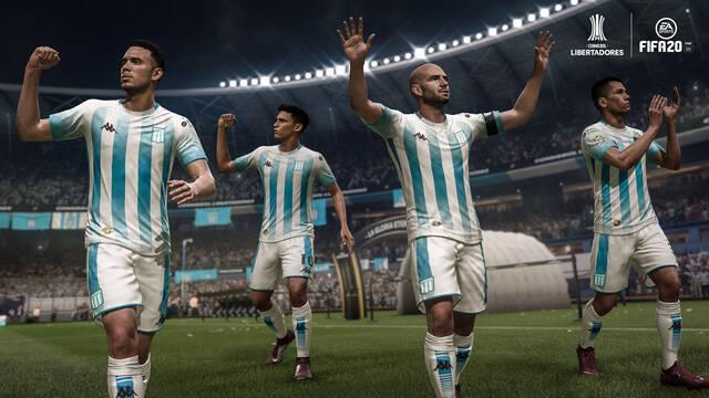 FIFA 20 da la bienvenida a la CONMEBOL de forma gratuita