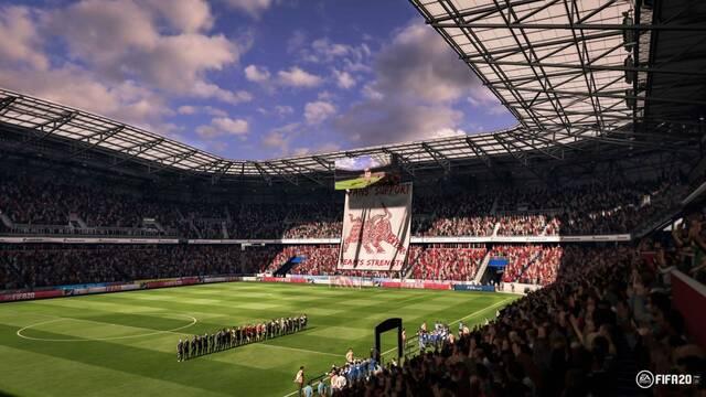 FIFA 20: Estos serán todos los estadios del juego, habrá más de 100