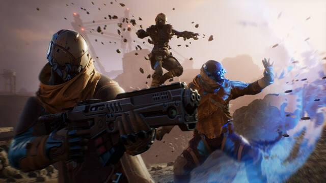 Outriders Gameplay Historia Poderes Clases