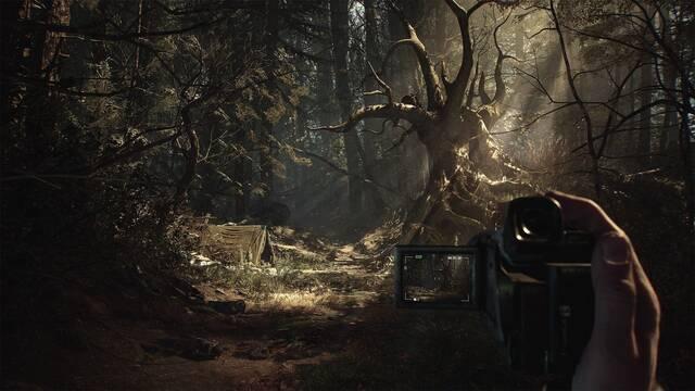 El videojuego de Blair Witch tendrá 'bucles temporales' y combate