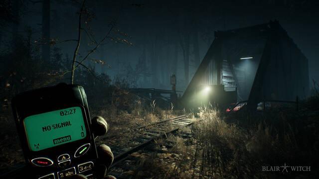 El juego de terror Blair Witch ofrecerá entre cinco y seis horas de partida