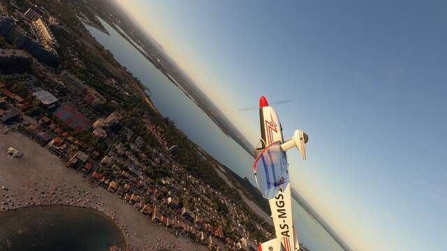 Microsoft Flight Simulator imágenes