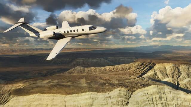 Microsoft Flight Simulator Jugadores