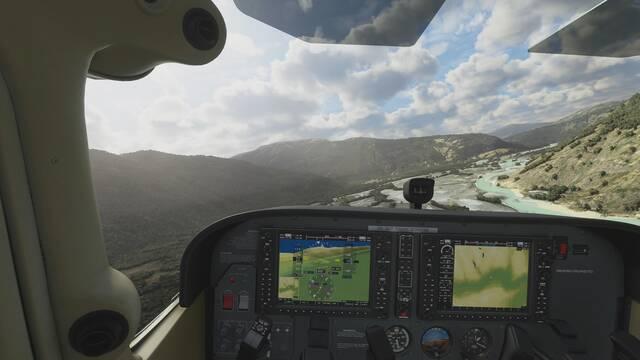 Microsoft Flight Simulator realidad virtual fecha de lanzamiento