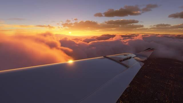 La versión del Insider Program de Microsoft Flight Simulator alza el vuelo