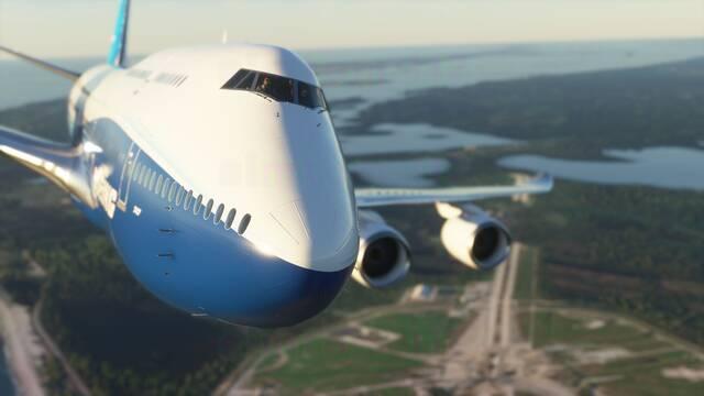 Microsoft Flight Simulator parche 1.7.14.0