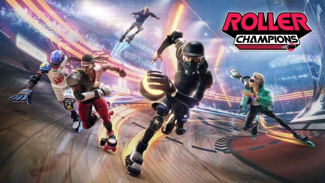 Roller Champions en 2021 lanzamiento España