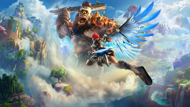 Immortals Fenyx Rising gameplay vídeo en PS5