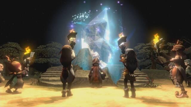 Final Fantasy Crystal Chronicles Remastered Gratis Lite