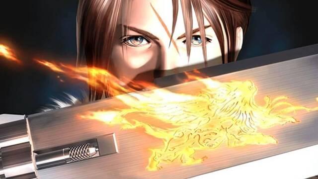 Square Enix descarta una edición física de Final Fantasy VIII Remastered