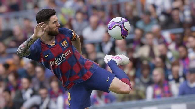 E3 2019: Konami explica el cambio de nombre a eFootball en su saga PES