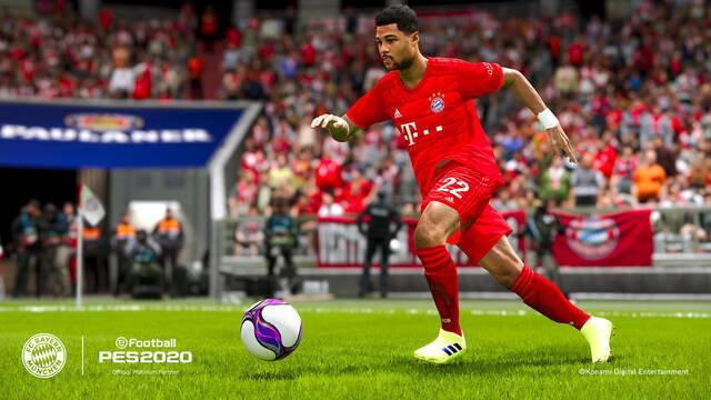 Konami habla sobre la ausencia de Pro Evolution Soccer en Switch