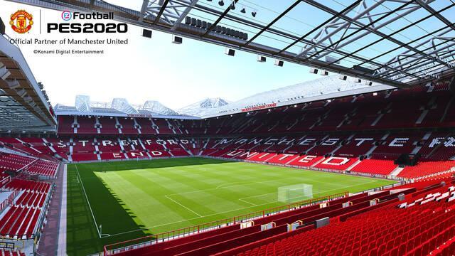 Konami y el Manchester United firman un acuerdo de colaboración