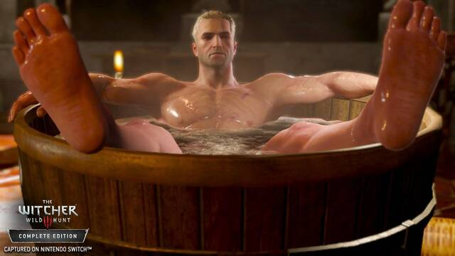 E3 2019: Se confirma The Witcher III Complete Edition en Switch