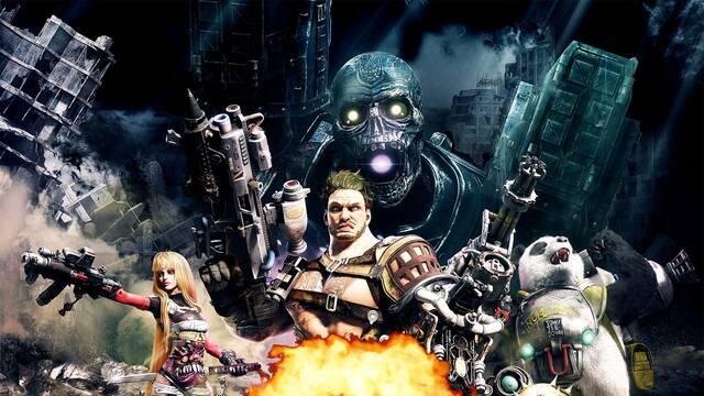 Konami explica que Contra: Rogue Corps apueste por perspectiva cenital