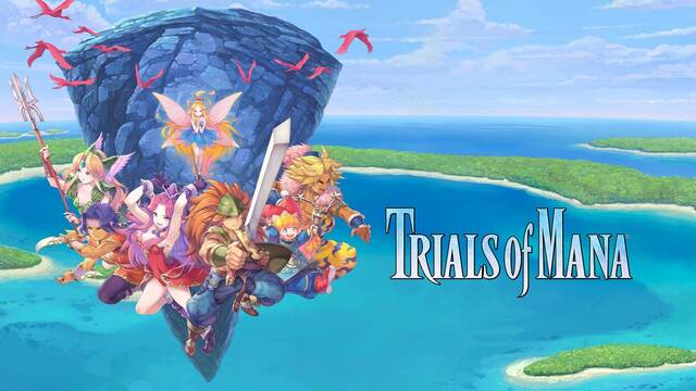 Trials of Mana ya tiene demo