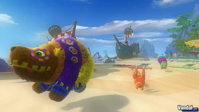 E3: Primeras imágenes de Party Animals para Xbox 360