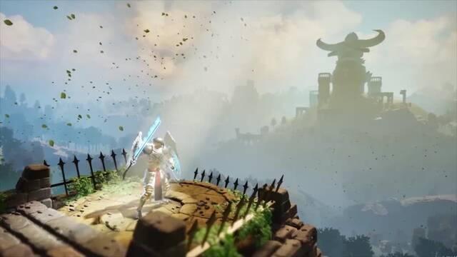 ACE Team y Sega anuncian SolSeraph para consolas y PC