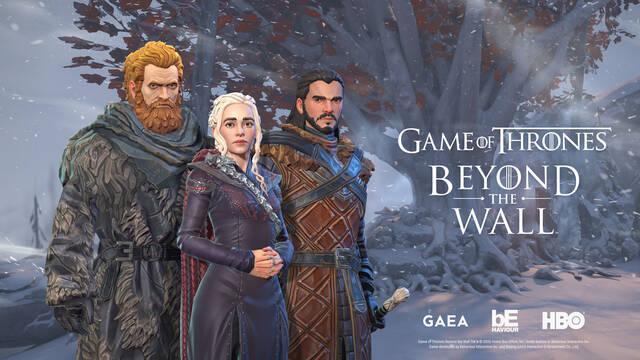 Game of Thrones: Beyond the Wall llegará a iOS el próximo 26 de marzo.