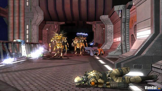 Nuevas imágenes de Space Siege