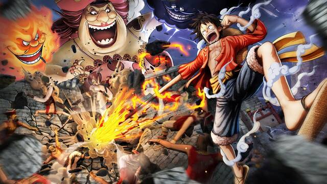 One Piece: Pirate Warriors 4 muestra su jugabilidad en vídeo - TGS 2019