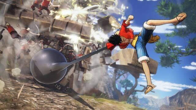 TGS One Piece: Pirate Warriors 4 incluirá la historia de Wano Country; nuevo tráiler