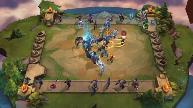 Teamfight Tactics tiene un algoritmo que evita la mala suerte del jugador