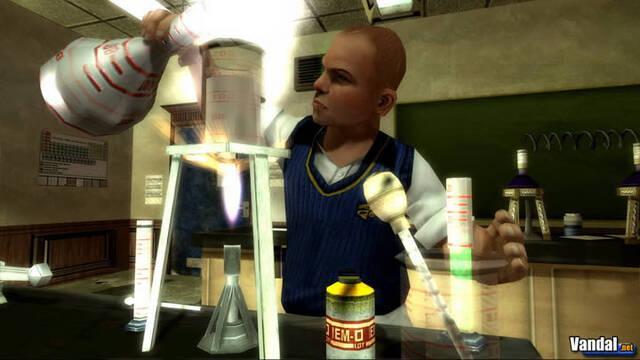 Primeras imágenes de Bully para Wii y Xbox 360