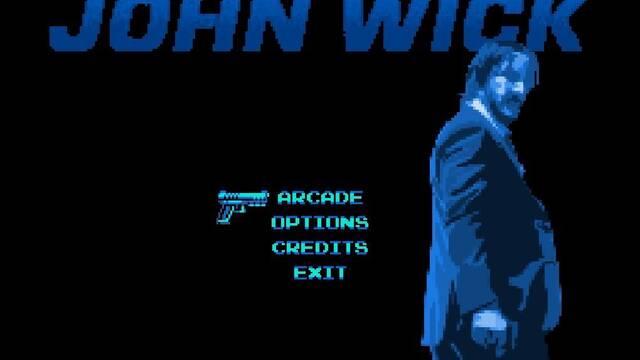 El juego retro no oficial de John Wick se hace realidad