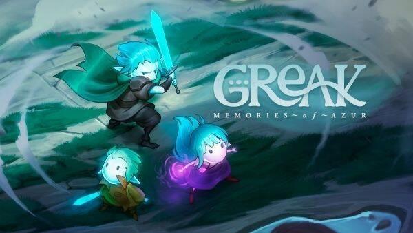 El mundo de fantasía de Greak: Memories of Azur llegará el próximo año