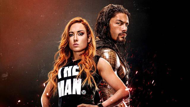 WWE 2K22 traerá novedades en su jugabilidad