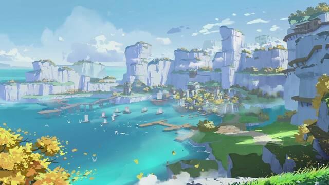 El RPG Genshin Impact llegará a PlayStation 4; se confirma lanzamiento en Occidente